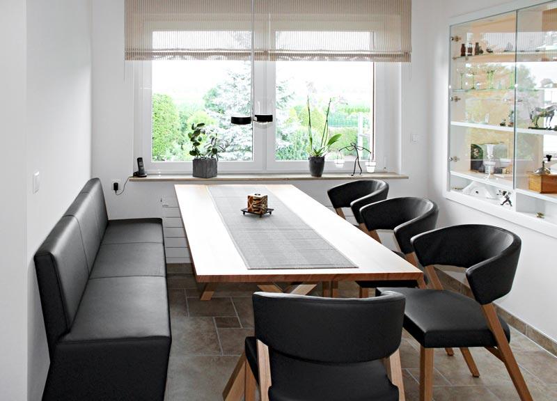 die ansprechenden esszimmer unserer kunden ingo dierich. Black Bedroom Furniture Sets. Home Design Ideas