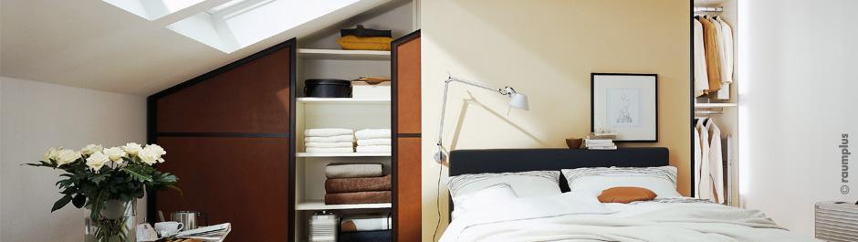 einbauschrank dachschr ge ingo dierich. Black Bedroom Furniture Sets. Home Design Ideas